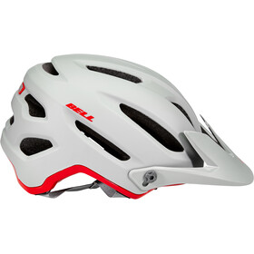 Bell 4Forty Helm cliffhanger matte/gloss dark gray/crimson